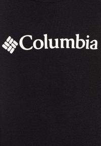 Columbia - PARK CREW - Bluza - black - 2