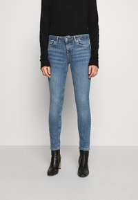 Liu Jo Jeans - MONROE - Jeans Skinny Fit - denim blue crux wash - 0