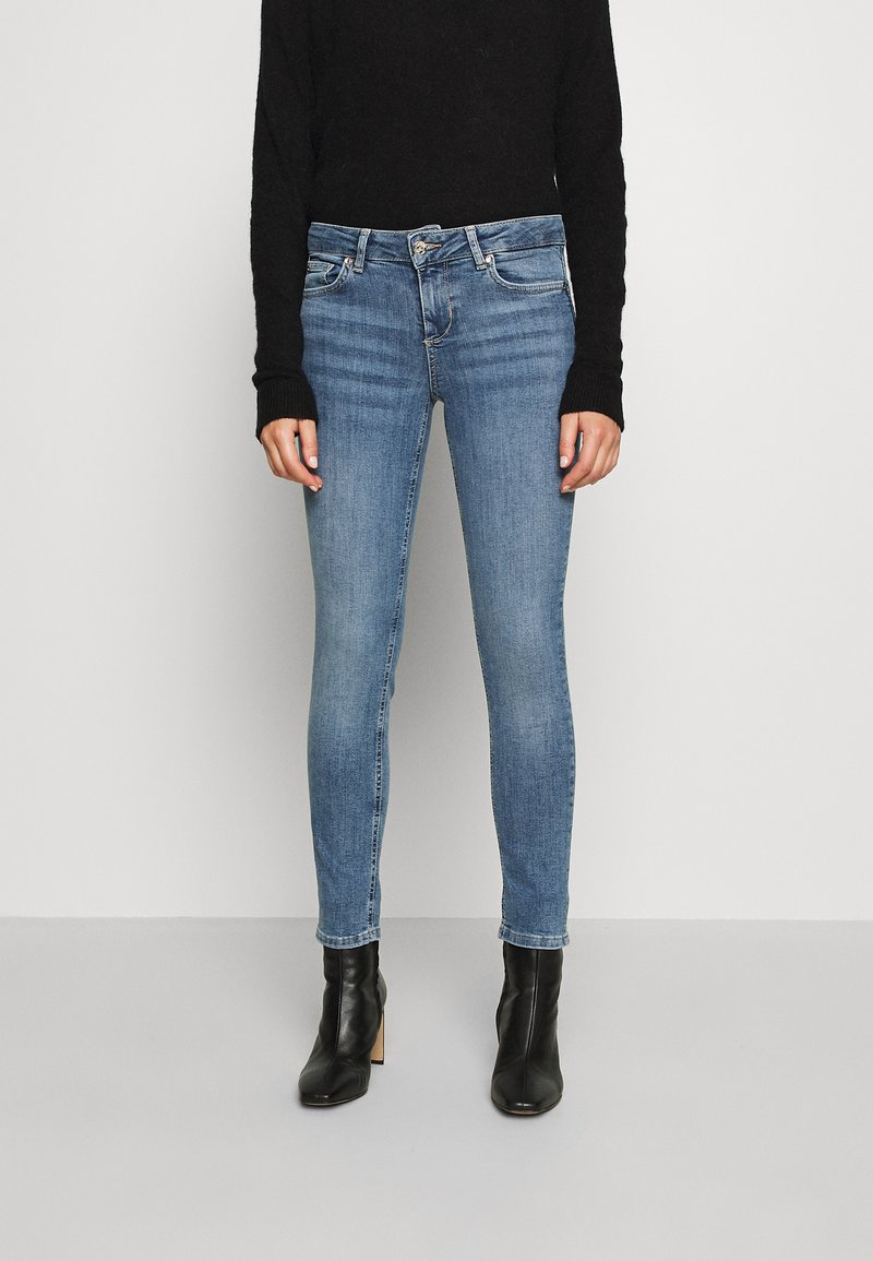 Liu Jo Jeans - MONROE - Jeans Skinny Fit - denim blue crux wash