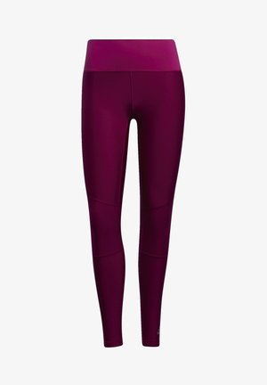 BELIEVE THIS 2.0 AEROREADY LONG LEGGINGS - Collants - purple