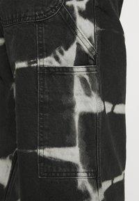 BDG Urban Outfitters - JUNO JEAN - Straight leg jeans - tie dye - 3