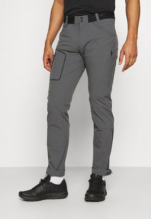 LIGHT SCALE PANT - Trousers - deep earth