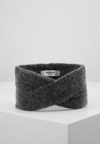 Moss Copenhagen - KIKKA HEADBAND - Ear warmers - grey - 0
