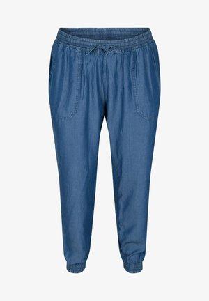 Vaqueros boyfriend - medium blue denim