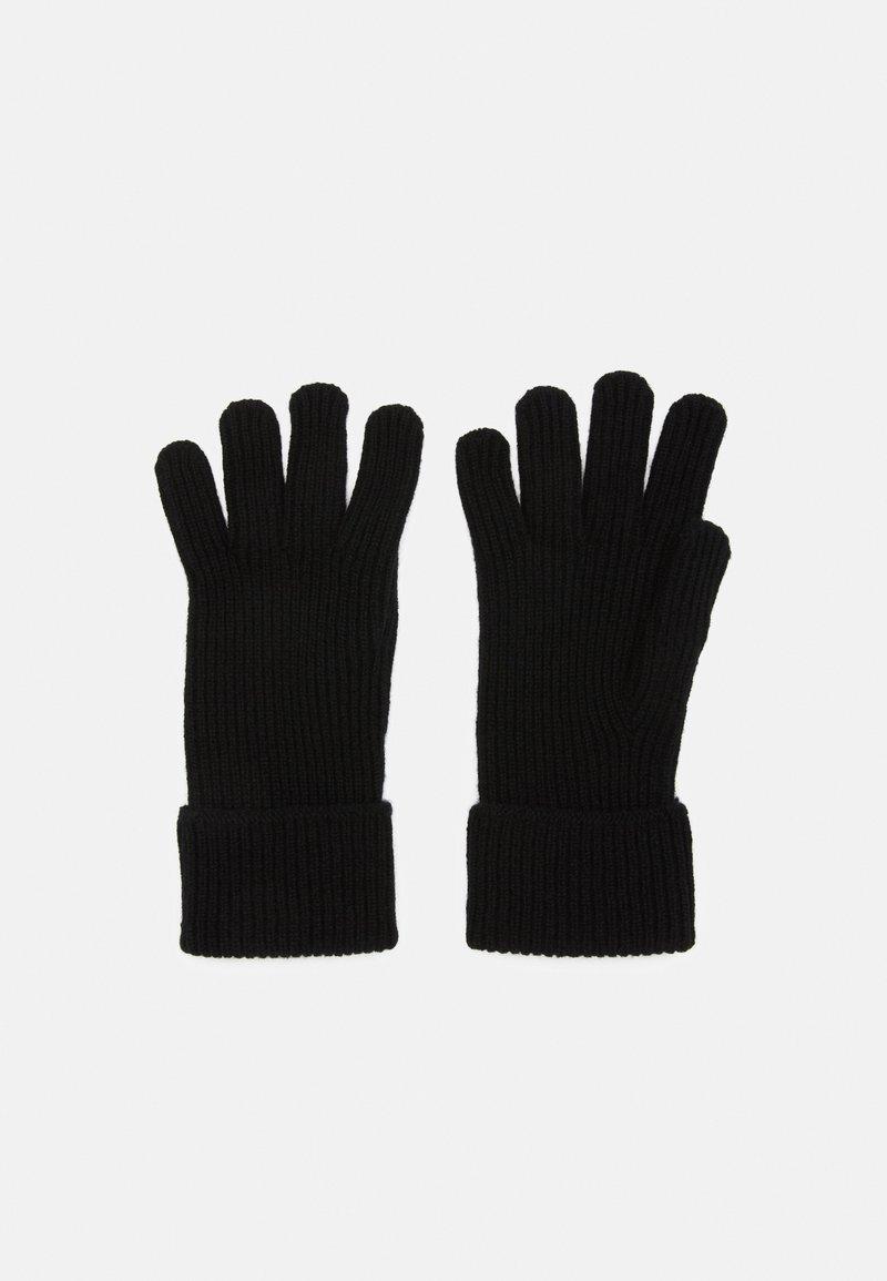 Johnstons of Elgin - UNISEX - Gloves - black