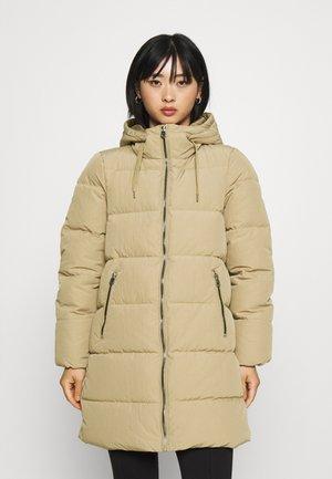 ONLDOLLY LONG PUFFER - Zimní kabát - crockery