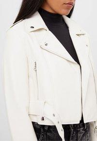 Bershka - Light jacket - stone - 3