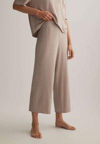OYSHO - Pyjama bottoms - beige - 0