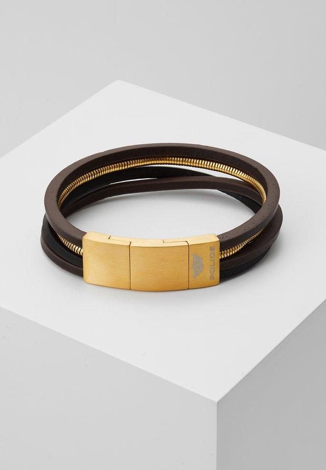 BOLGAR - Armbånd - brown