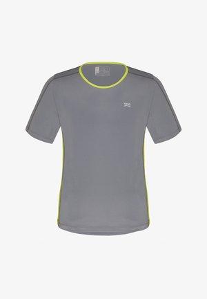 Basic T-shirt - steel/beat