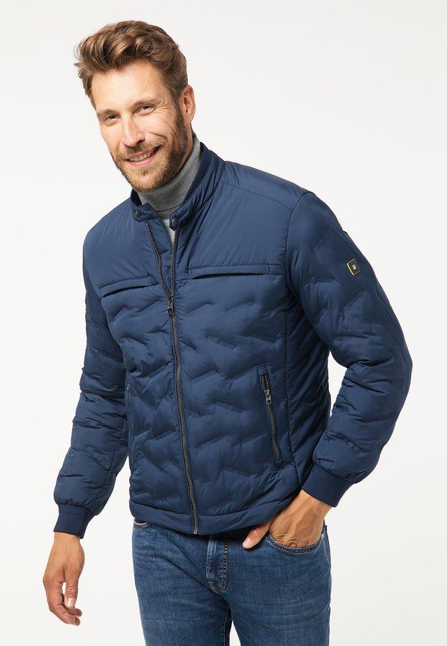 Veste d'hiver - dunkelblau