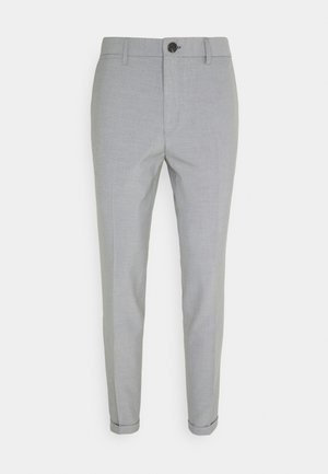 LIAM - Trousers - light grey