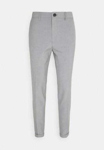 LIAM PANT - Pantaloni - light grey