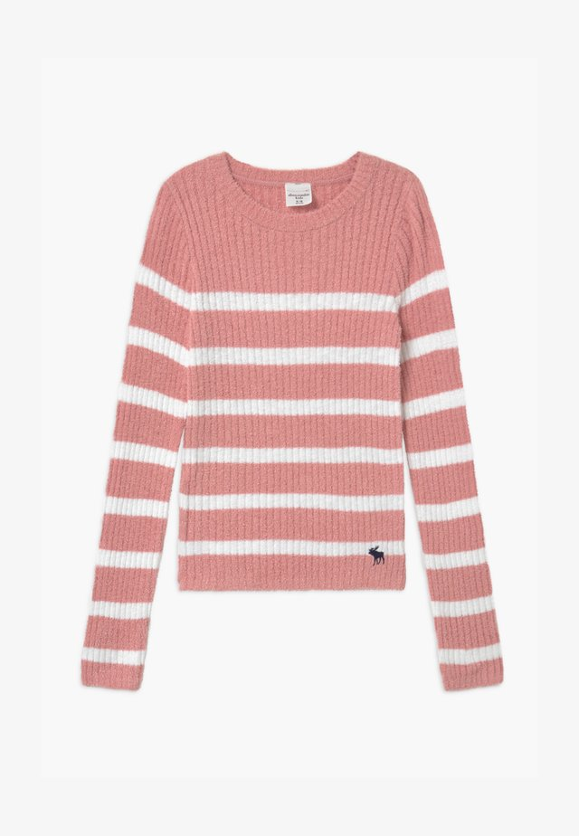 COZY SLIM  - Jumper - pink