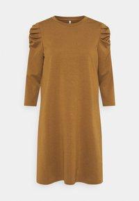ONLY - ONLVIOLA DRESS - Robe en jersey - rubber - 5