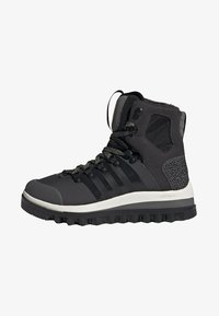 adidas by Stella McCartney - EULAMPIS MACCARTNEY OUTDOOR REGULAR SHOES MID - Winter boots - black - 0