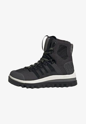 EULAMPIS MACCARTNEY OUTDOOR REGULAR SHOES MID - Vinterstøvler - black