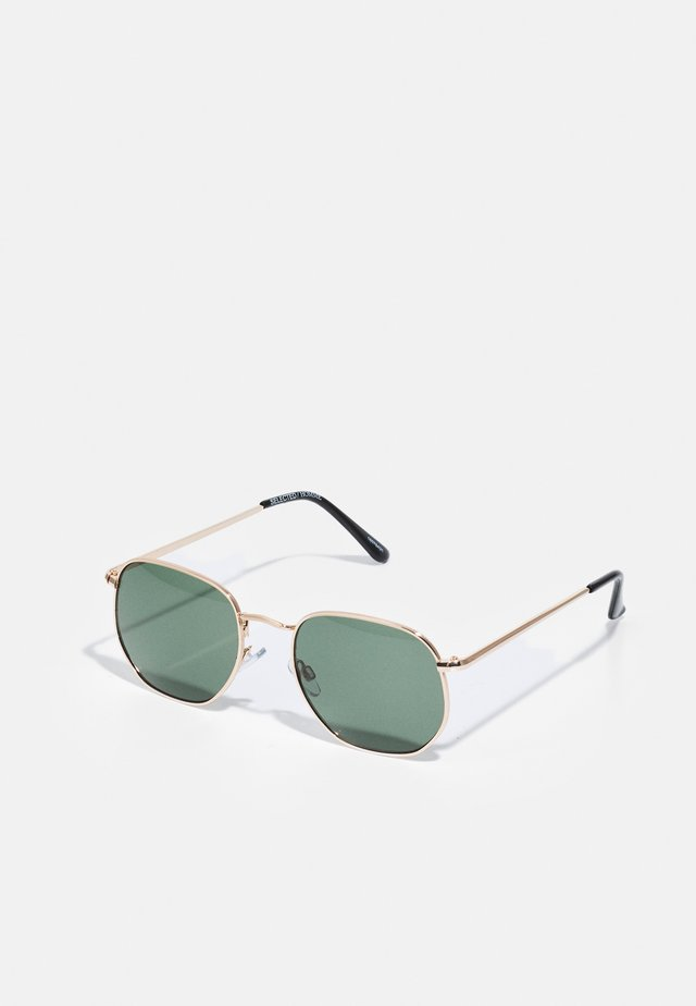 SLHBRANDON SUNGLASSES - Solglasögon - demitasse