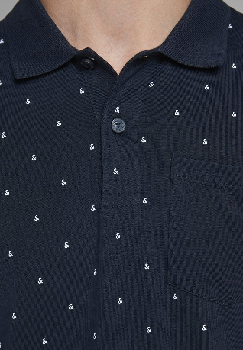 Jack & Jones Polo shirt - sky captain MKLra
