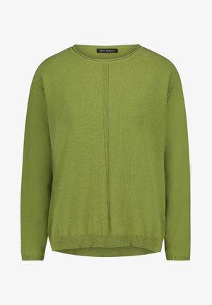 Jumper - turtle green