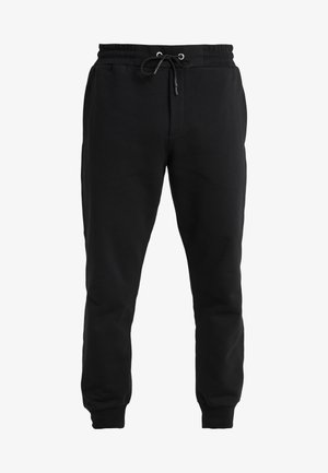 DART  - Tracksuit bottoms - darkest black
