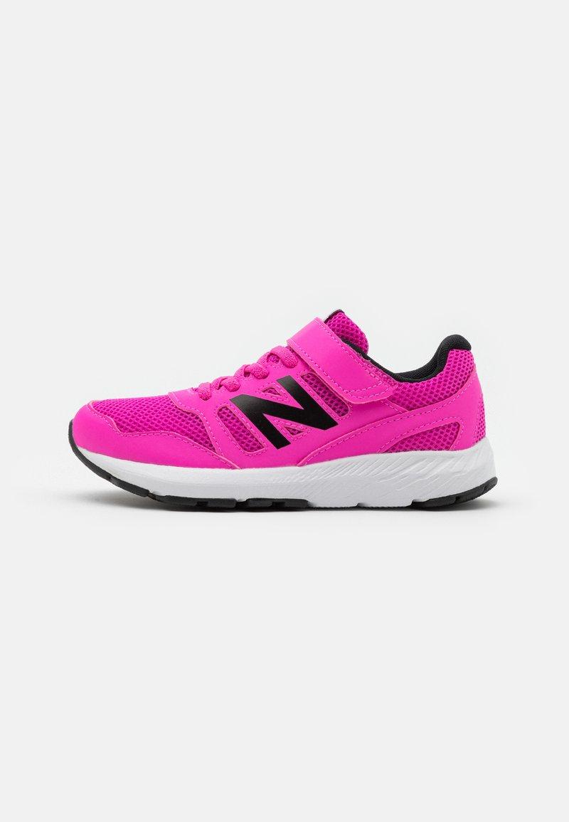 New Balance - Neutral running shoes - pink/black