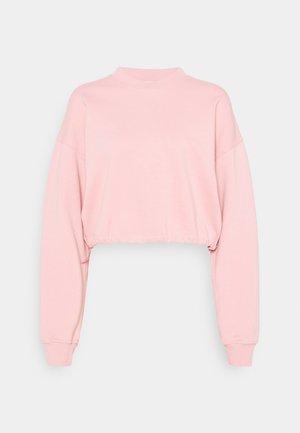 PEARL  - Sweatshirt - rosé