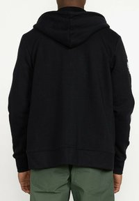 RVCA - BENJAMIN - Zip-up sweatshirt - black - 1