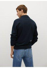 Mango - Sweatshirt - dunkles marineblau - 2