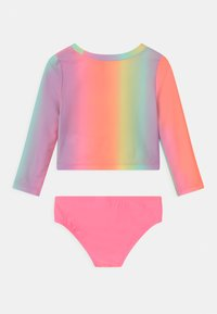 GAP - TODDLER GIRL SET - Swimsuit - ombre coral - 1