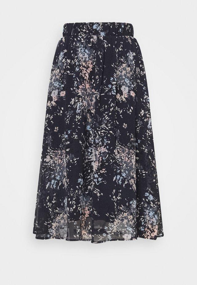 FLORENCE SKIRT - A-line skirt - blue deep