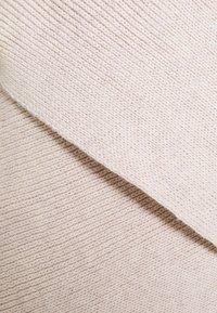 Lounge Nine - KNIT PULLOVER - Strikkegenser - pastel parchment - 2