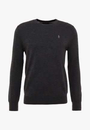 Pullover - dark granite heat
