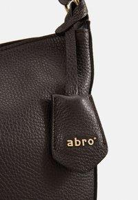 Abro - Handbag - dark brown - 3