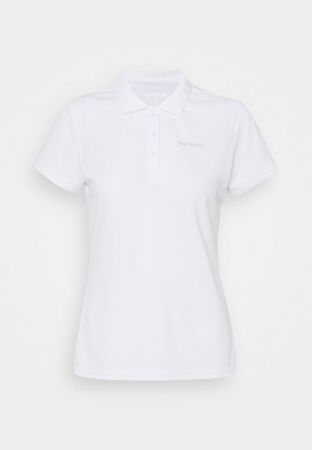 BAYARD - Poloshirts - optic white