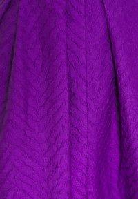 Mossman - HEAD OVER HEELS DRESS - Cocktail dress / Party dress - purple - 2