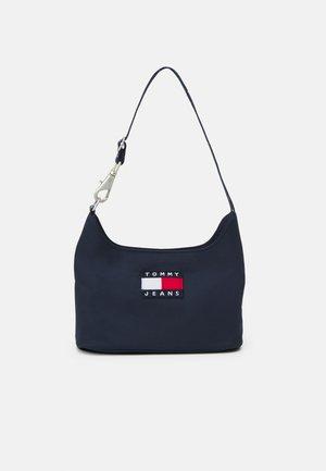 HERITAGE SHOULDER BAG - Kabelka - blue
