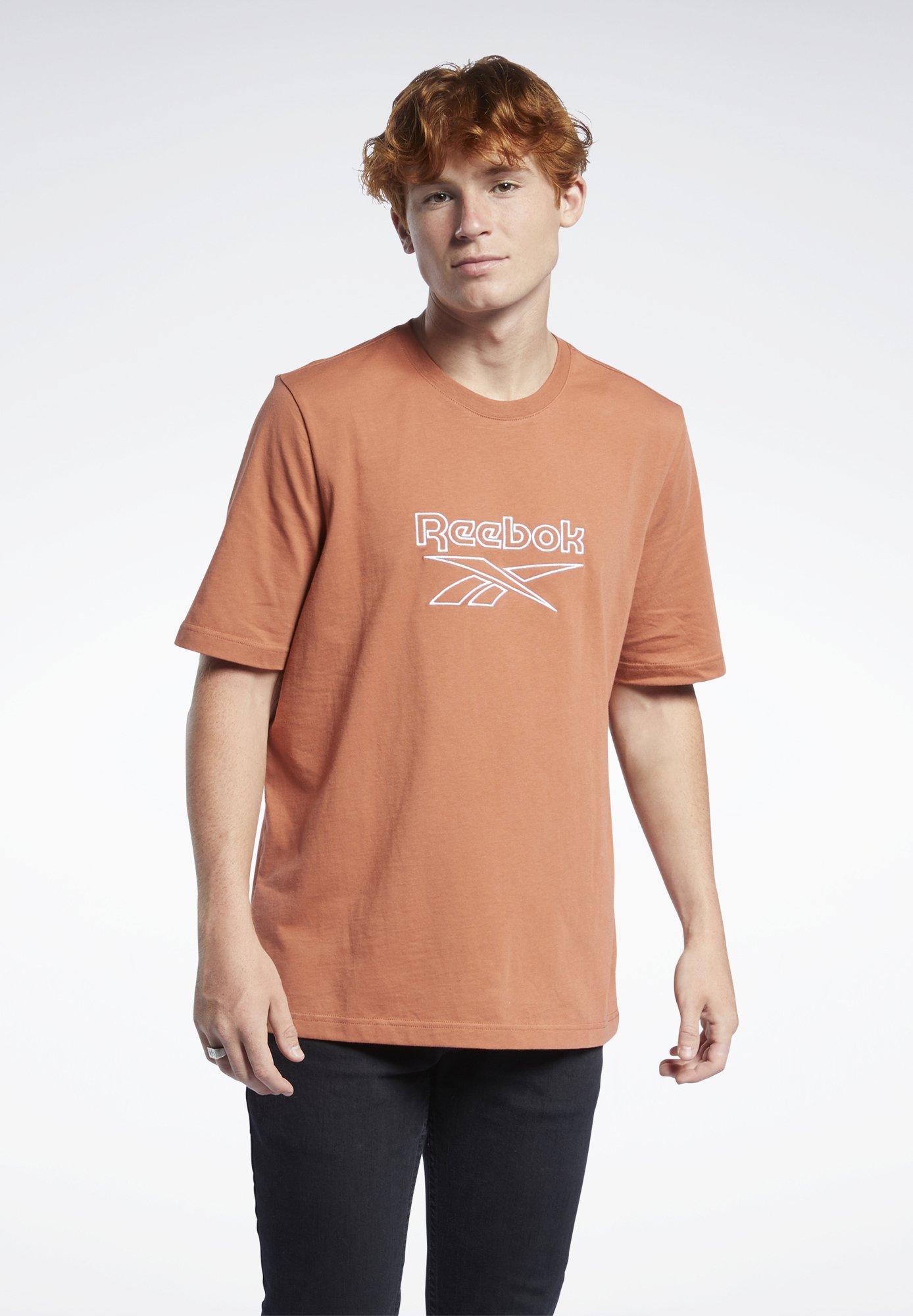 Men VECTOR TEE - Print T-shirt