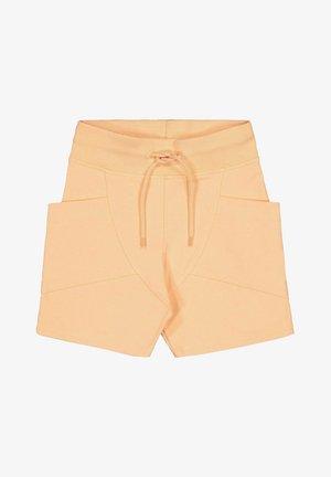 COLLEGE - Shorts - light yellow