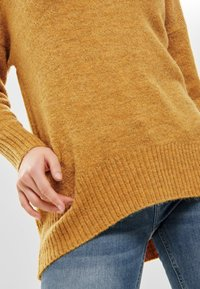 ONLY - ONLNANJING  - Jumper - golden yellow - 1