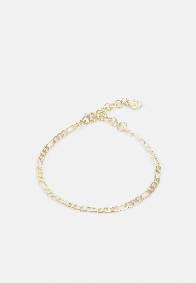 ANCHOR SMALL CHAIN BRACE - Armband - gold-coloured