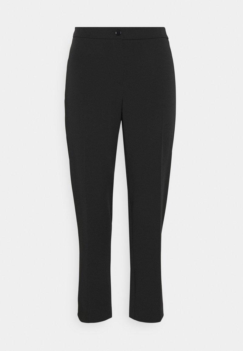 Persona by Marina Rinaldi - RISO - Trousers - black
