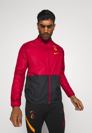GALATASARAY ISTANBUL DRY - Club wear - pepper red/black/vivid orange