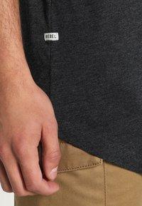 Redefined Rebel - JAX TEE - Basic T-shirt - black - 3