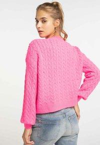 myMo - Jumper - neon pink - 2