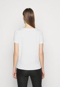 WEEKEND MaxMara - Basic T-shirt - weiss - 2