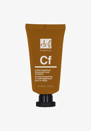 COFFEE SUPERFOOD RENEWING FACIAL EXFOLIATOR 30 ML - Face scrub - -