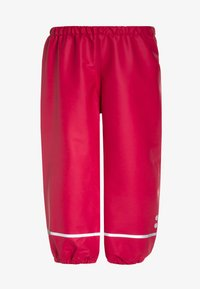 LEGO Wear - PATIENCE - Pantalones impermeables - red - 0