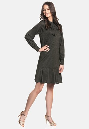 BOHEME - Shirt dress - schwarz