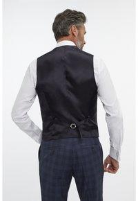 Van Gils - Suit waistcoat - blue - 2